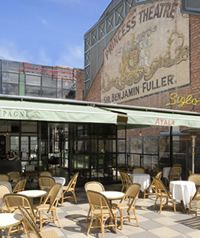 Siglo rooftop @ The European :: Functions - Restaurant Spring Street Melbourne
