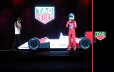 TAG Heuer | Remember Senna - Barcelona Event