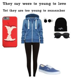 """""""..."""" by elainia on Polyvore featuring Vans and Bling Jewelry"""