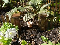 Fairytale Gardens - Antique Picked Fence , $13.95 (http://fairytalegardens.com.au/antique-picked-fence/)