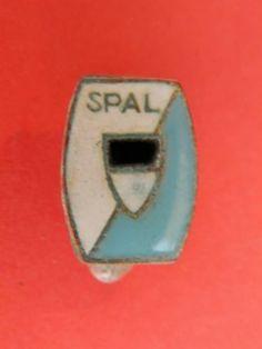 Vecchia spilletta SPAL Ferrara calcio football old pin spilla