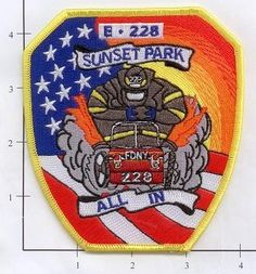 Engine 228 Fire Patch v6 All In