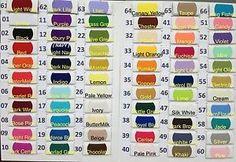 Plain-Solid-POLYCOTTON-FABRIC-2-50-PER-METRE-Lowest-Price-on-Ebay-66-colours