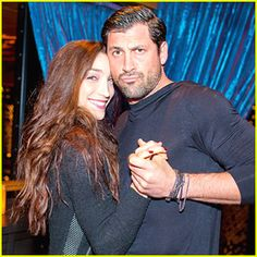 Meryl Davis & Maksim Chmerkovskiy To Reunite On...The Ice?!