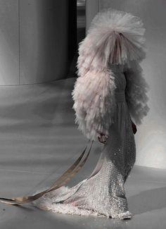 Sasha Pivovarova. Chanel FW2008/09.