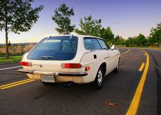 Volvo P1800 ES | Flickr - Photo Sharing!
