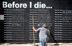 Before I die... | Flickr - Photo Sharing!