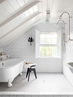 17 Magnificent Attic Bathroom Design Ideas For Your Private Haven - is a free Complete Home Decoration Ideas Gallery . This 17 Magnificent Attic Bathroom Design
