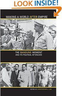 Bandung 1955: Little Histories (Monash Papers on Southeast Asia): Derek McDougall, Antonia Finnane: 9781876924737: Amazon.com: Books