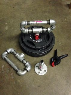 how to build a leg press machine