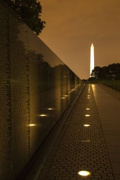 Photo of the Vietnam Veterans Memorial by Richard Paige      On Memorial Day, we honor and remember the men and women who gave their lives in service of our country. And while our commitment to those who serve and their families remains important every day, Memorial Day is the perfect time to offer a simple act of kindness to our veterans and military families.  Source: americasgreatoutdo