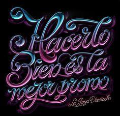 Typographie inspiration !   HouHouHaHa
