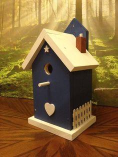 Bird House from Etsy UK