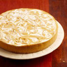 No-Bake Pumpkin Swirl Cheesecake - Diabetic Living