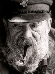 When I worked on boats we had a saying...the deckhand smokes a cheap cigar, the engineer a good one, the pilot cigarettes, and the master (captain) smokes a pipe.