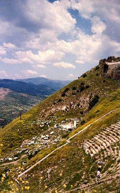 Bergama - Pergamon, #Turkey