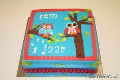 Uiltjes Taart  *Owl Cake