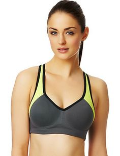 Best sports bra I've ever bought! Very supportive & no squashing!!!