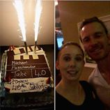 Happy 40th Birthday to a true gentleman Michael Fassbender. We were delighted to host a party for Michael to celebrate his birthday with his family & friends. #food #fun #fantasticmusic