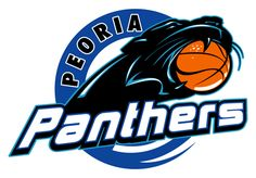 Peoria Panthers, Central Basketball Association, Peoria, Illinois