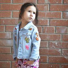 Термоаппликация на детскую одежду