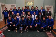 2010 Mayor's Reception for U16s