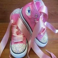 Baby Girl Shoes - I see these in Kailie's future! :-)