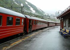 Not every cruise excursion goes as plans. Read about riding the rails in Norway on a cruise excursion gone wrong.