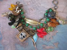 Off to Neverland NO 10vintage peter pan by originalnoell on Etsy, $68.00