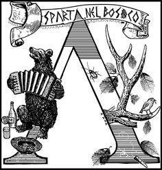 """Nerk for """"Sparta. Nel Bosco"""""""