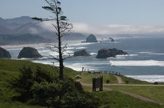 FIVE BEST HIKES: Northern Oregon coast, Ecola State Park, Cannon Beach. Terry Richard/The Oregonian