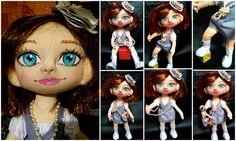 doll Halloween Face Makeup, Princess Zelda, Dolls, Handmade, Fictional Characters, Art, Baby Dolls, Hand Made, Craft Art