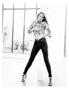 Celine Dion for Elle France (August, 2016)