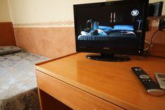 Zara Hotel Naples Italy-tv in room