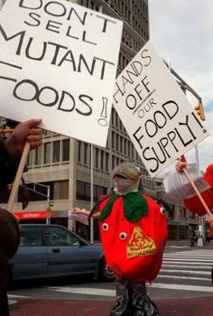 "Death of ""Frankenfood"" in Europe"