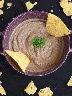 """""""Serve it Up!"""" Recipe: Premera Pin to Win contest: Spicy Black Bean Hummus"""