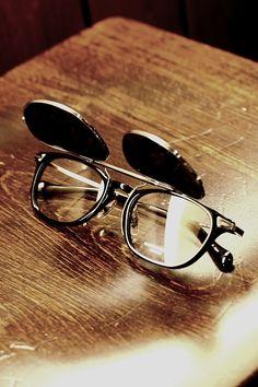 oliver-peoples-eyewear: Oliver Peoples | Hadley & Clip-on