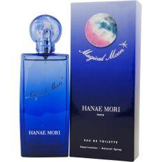 Hanae Mori Magical Moon! It's feminine and light, but not too sweet!:)