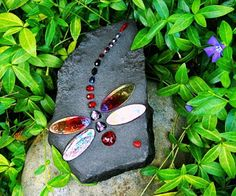 Recycle Reuse Renew Mother Earth Projects: Dragonfly Mosaic Stones