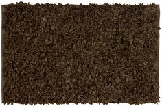 Shagbright Brown Area Rug