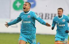 Kerzhakov Goal Celebration