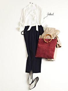 着こなしイメージ | ファッションレンタル【EDIST. CLOSET】