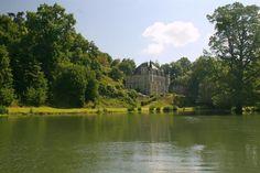 79 - Deux Sevres - Superb XIXth C Riverside Château near Niort Poitou Charentes, Prestige, France, All Pictures, Castles, Real Estate, Camping, River, Places