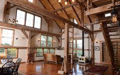 Breakabeen Barn Home| Heritage Restorations