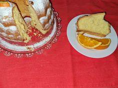 Lulu - Povesti din Bucatarie: Prajitura parfumata cu flori de portocal