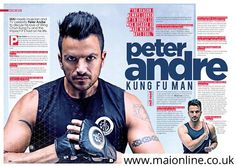 Only two more days until this months Martial Arts Illustrated is on the shelves with Peter Andre's interview about training with Kung Fu Schools inside. Grab your copy this Thursday. #martialarts #magazine #peterandre #kungfu #kungfuschools #crawley #thursday