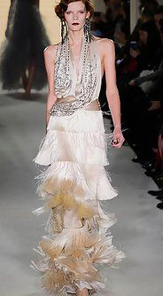 Marchesa Fall-Winter 2015-2016 Ready-to-Wear