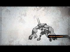 Skullgirls 2D fighting Art Process HD Video Game Trailer - PS3 X360 - YouTube