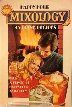 Booze and the occult go so well together. Vintage Cocktails, Cocktail Drinks, 70s Food, Retro Food, Drinking Games For Parties, Zodiac Dates, Retro Party, Retro Recipes, Southern Comfort