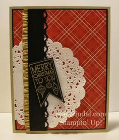 {scrap and stamp with mary}: Stampin' Addicts Winter Blog Hop - Perfectly You stamp set